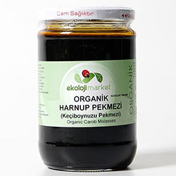 Ekoloji Market Organic Carob Molasses 800g