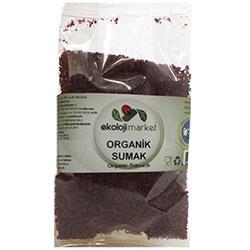 Ekoloji Market Organic Sumac 50g