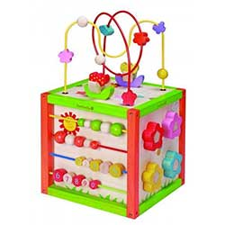 EverEarth Ecologic 5-in-1 Garden Play Centre