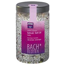 Fitne Organic Bachblüten Bath Salt Vitality 100ml