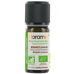 Florame Organic Expressed Bergamot Essential Oil 10ml