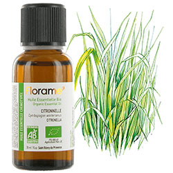 Florame Organic Citronella Essential Oil 10ml