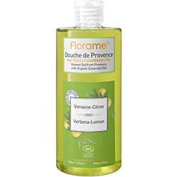 Florame Organic Shower Gel (Verbana & Lemon) 500ml