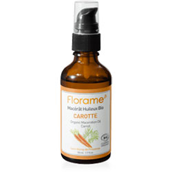 Florame Organic Vegetable Oil (Carrot) 50ml