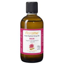 Florame Organic Castor Vegetable Oil 100ml