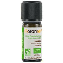 Florame Organic Lavandin Essential Oil (Lavandula Hybrida) 10ml