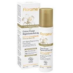 Florame Organic Anti-Aging Regenerating Face Cream 50ml