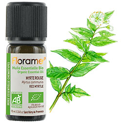 Florame Organic Red Myrtle Essential Oil 10ml