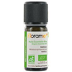 Florame Organic Niaouli Essential Oil (Melaleuca Viridiflora) 10ml