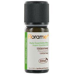 Florame Organic Turpentine Essential Oil(Pinus Pinaste) 10ml