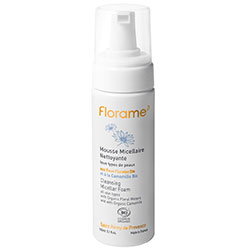 Florame Organic Cleansing Micellar Foam 150ml