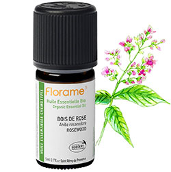 Florame Organic Rosewood Leave Essential Oil 5 ml