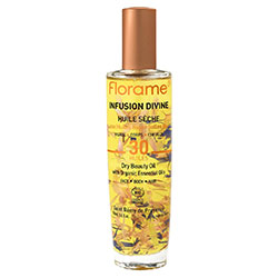 Florame Organic Divine Infusion Beauty Dry Oil 100 ml