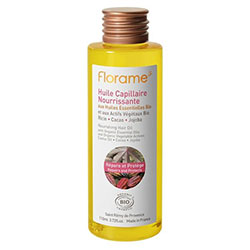 Florame Organic Nourishing Hair Oil 100ml