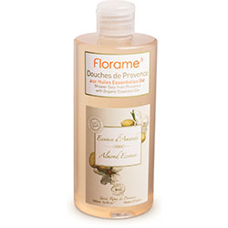 Florame Organic Shower Gel (Almond) 500ml