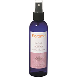 Florame Organic Rose Floral Water 200ml