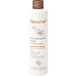 Florame Organic Face Cleansing Oil 200ml