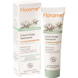Florame Organic Hydratation Moisturizing Face Cream 50ml