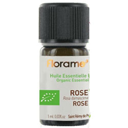 Florame Organic Rose Oil 1ml