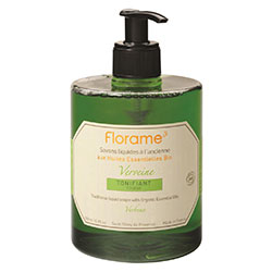 Florame Organic Traditional Liquid Soap (Verbena) 500ml