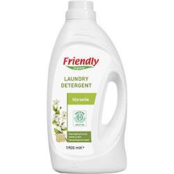 Friendly Organic Laundry Detergent (Marseille) 19000ml