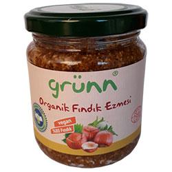 Grünn Organic Hazelnut Paste 200g
