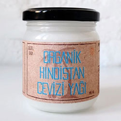 GÜZEL ADA GIDA Organic Coconut Oil 150ml