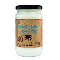 GÜZEL ADA GIDA Organic Coconut Oil 630ml
