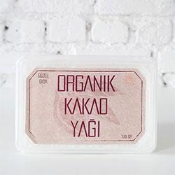 GÜZEL ADA GIDA Organic Cacao Oil 170g