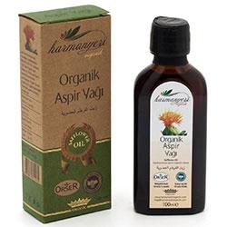 Harmanyeri Organic Safflower Oil (Cold Press) 250ml