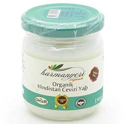 Harmanyeri Organic Neutral Taste Coconut Oil 150g
