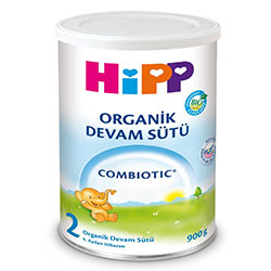 HiPP 2 Organic Combiotic Baby Milk 350g