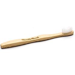 Humble Brush Bamboo Toothbrush (Adult, Soft, White)
