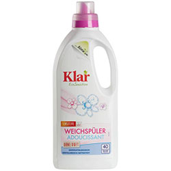 Klar Organic Softener Sensitive (Without Fragrances) 1L