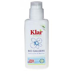 Klar Organic Gall Soap 250ml