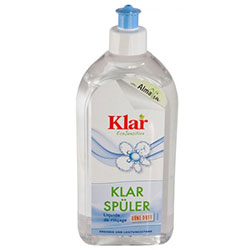 Klar Organic Rinse Aid 500ml