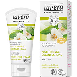 Lavera Organic Mattifying Balancing Cream (Normal & Combination Skin) 50ml