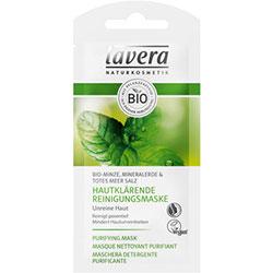 Lavera Organic Purifying Mask (Mint) 10ml