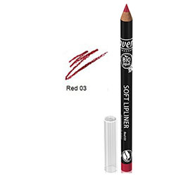 Lavera Organic Soft Lip Liner (03 Red)