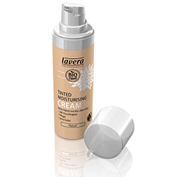 Lavera Organic Tinted Moisturising Cream 3 in 1 Natural 30ml