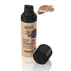 Lavera Organic Natural Liquid Foundation (04 Honey Beige)