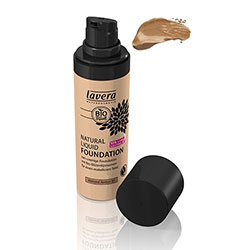 Lavera Organic Natural Liquid Foundation (05 Almond Amber)