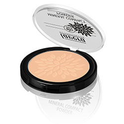 Lavera Organic Mineral Compact Powder (03 Honey)