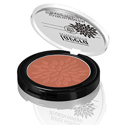 Lavera Mineral Rouge Powder Blush (03 Cashmere Brown)