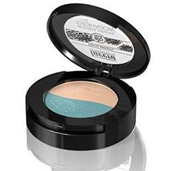 Lavera Organic Mineral Eyeshadow (Duo) (02 Caribbean Spirit)