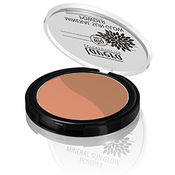 Lavera Organic Mineral Sun Glow Powder Duo (02 Sunset Kiss)