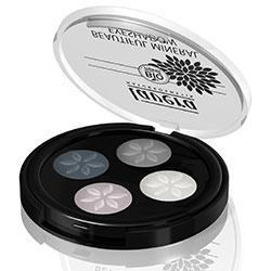 Lavera Organic Mineral Eyeshadow (Quattro) (01 Smoky Grey)