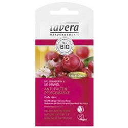 Lavera Organic Regenerating Mask (Cranberry & Argan) 10ml