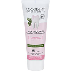 Logodent Organic Dental Gel (Rosemary) 75ml