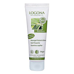 Logona Organic Hair Styling Gel Bamboo 50ml